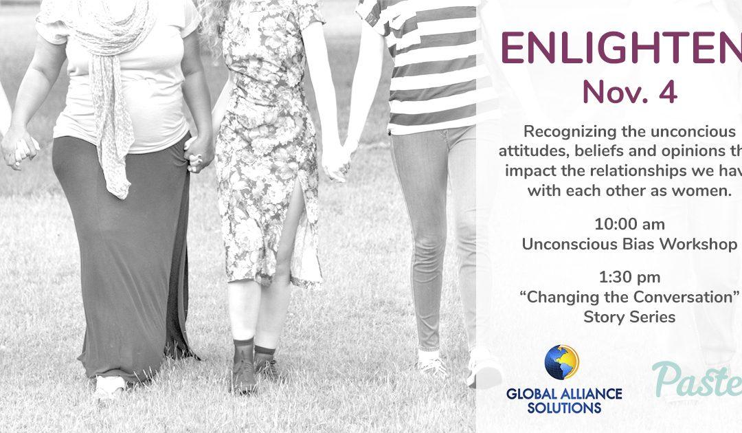 Women's Action Collective Weekend: ENLIGHTEN.