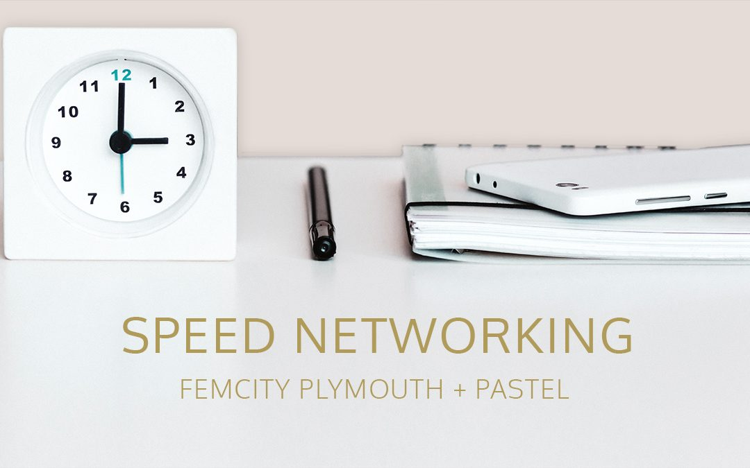 Speed Networking for Women-Run Businesses